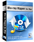 4Videosoft Blu-ray Ripper for Mac