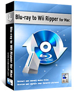 <p> 	4Videosoft Blu-ray to Wii Ripper for Mac can easily convert/rip Blu-ray to Wii MOV, AVI, DPG video. This Blu-ray to Wii Ripper for Mac is also can convert DVD and video files to Wii. 4Videosoft Mac Blu-ray to Wii Ripper garantee you the best sound and image quality.</p>