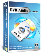 <p> 	4Videosoft DVD Audio Extractor is the best DVD Audio Extractor and DVD audio Ripper software. It can extract audio from DVD to M4A, MP3, AAC, WMA, WAV, AC3, OGG, RAM, RA audio formats with lossless sound quality and super fastest conversion speed.</p>