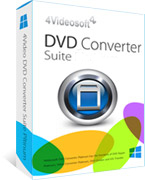 buy discount 4Videosoft DVD Converter Suite with coupon code