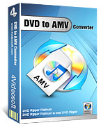 4Videosoft DVD to AMV Converter discount coupon