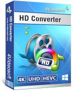 4Videosoft HD Converter discount coupon