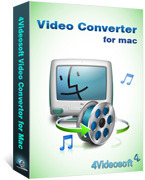 <p> 	4Videosoft Video Converter for Mac is one best and comprehensive video converter tools for Mac users to convert bewteen any video files, MPEG, MP4, H.264, VOB, MOD, AVI, WMV, 3GP, MOV, MOV, etc, along with HD video TS, MTS, M2TS.</p>