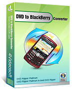 <p>Un fenomenal DVD al software del convertidor de BlackBerry.</p>