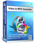 "<pre id=""line1""> 4Videosoft Video to MP3 Converter can convert YouTube video and other video to MP3. It can also convert all audio formats to MP3.</pre>"