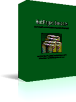 HubPages Success Screen shot
