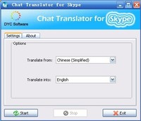 Chat Translator for Skype discount coupon