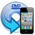 <p> 	iFunia DVD to iPhone Converter for Mac is an easy Mac DVD to iPhone converter, which is specially developed for iPhone fans. It helps you easily convert your DVD to iPhone MP4, MOV, H.264 (.mp4) video formats for iPhone, iPhone (3G), iPhone 3GS, iPhone 4, iPhone 4S. Furthermore, it can convert DVD to iPhone audio MP3, AAC, AIFF, M4A, WAV with super speed and excellent quality. Video editing and batch conversion are also supported.</p>