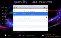 Recovery – Zip Password discount coupon