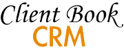 Client Book CRM discount coupon