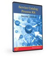 Service Catalog Process Kit - Second Edition