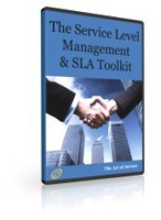 The Service Level Management and SLA Toolkit Screen shot