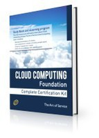 Cloud Computing Foundation Complete Certification Kit - Study Guide Book and Online Course Screen shot