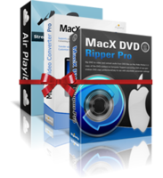 MacX Holiday Gift Pack Screen shot