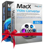 MacX DVD Video Converter Pro Pack (Personal License) discounted