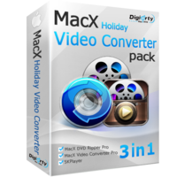 MacX Holiday Video Converter Pack (for Windows) discount coupon