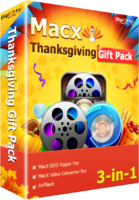 cheap MacX Thanksgiving Gift Pack