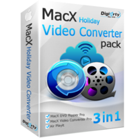 MacX Holiday Gift Pack (for Windows) discounted