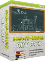 MacX Back-to-School Gift Pack for Windows discount coupon