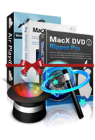 MacX Holiday Gift Pack (for Windows) Screen shot