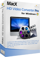 MacX HD Video Converter Pro for Windows (1 Year License) Screen shot