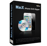 <p><strong>MacX iPhone DVD Ripper</strong> is an innovative Mac DVD to iPhone ripping software to rip any DVD to a wide selection of output formats for multimedia devices like <strong>iPhone 4, iPhone 3GS, iPad, iPod touch, iPod classic, iPod nano</strong>. You will also get the choices for converting DVD to MP4, H.264, MOV or even music with up to 8x the real time. This Mac iPhone ripper allows you to easily convert both homemade and protected DVD without sacrificing any image or video quality.</p>