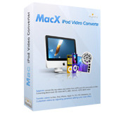 MacX iPod Video Converter Screen shot