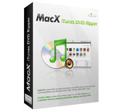 MacX iTunes DVD Ripper coupon code
