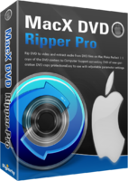 MacX DVD Ripper Pro (Free Get iPhone Converter) discounted