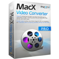 MacX Video Converter Pro - Giveaway Version 1