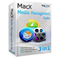 MacX Media Management Suite - Lifetime (82% OFF)</p><p>Lifetime License/Mac</p><p>