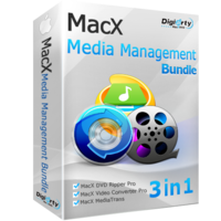MacX Media Management Bundle discount coupon
