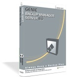 10% Off discount Coupon code forGenie Backup Manager Server Full Edition – 64 bit