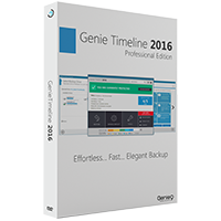 Genie Timeline Pro 2016 – 3 Pack discount coupon