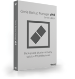 <p> 	GBM Server is a simple yet robust backup solution that allows users to backup and restore reliably. It allows users to backup and secure their servers to any storage destination and uses Windows Explorer style file/folder selection</p>