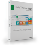 Genie Timeline Home 2014 discount coupon