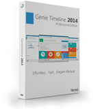 Genie Timeline Pro 2014 – 3 Pack discount coupon