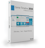 cheap Genie Timeline Pro 2015 - Volume Resellers