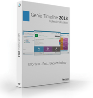 Genie Timeline Professional 2013 limited time discount coupon code