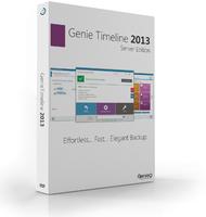 Genie Timeline Server 2013 Screen shot