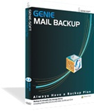 10% Off discount Coupon code forGenie Mail Backup