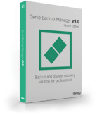 Genie Backup Manager Home 9 discount coupon