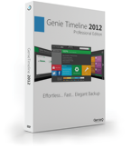 <p> 	Genie Timeline 3: Revolutionary backup software that is designed to meet the data protection needs of day to day business users. Set it up in 3 simple, straight forward steps and enjoy the protection of a life time.</p>