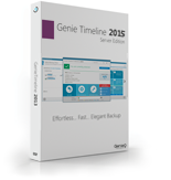 Genie Timeline Server 2015 discount coupon