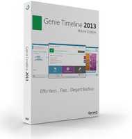 Genie Timeline Home 2014 - 3 Pack Coupon