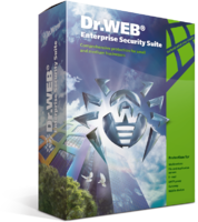 Dr.Web Universal Bundle 5-50 PC Up To 3 years Screen shot